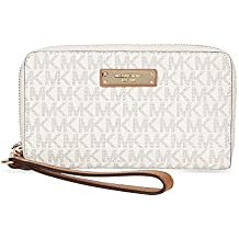Michael Kors - Cartera para mujer beige beige One Size