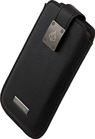 Commander 12301 Black Series Case für Apple iPhone 3G/3GS/4/4S Größe