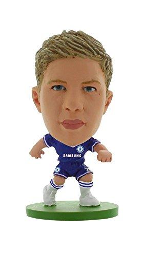 SoccerStarz Chelsea Kevin De Bruyne Home Kit (Chelsea-figuren)