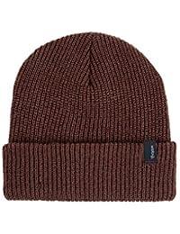 Brixton Unisex Headwear Heist Beanie, Unisex Adulto, 00008, marrón, Talla única