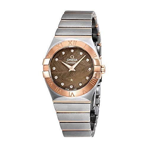 Omega costellazione Ladies orologio 123. 20. 27. 60. 63. 003