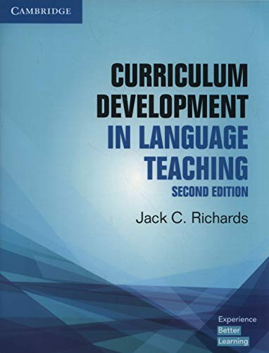 Curriculum Development in Language Teaching 2nd Edition