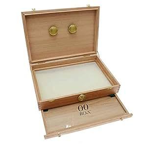 Boîte Grande Tamis en bois - 00Box