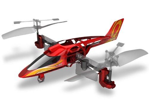 Preisvergleich Produktbild 84593 Silverlit Heli Twister ferngesteuert 3-Kanal Helikopter Infrarot mit Drehung um die eigene Achse per Fernbedienung möglich, farblich sortiert
