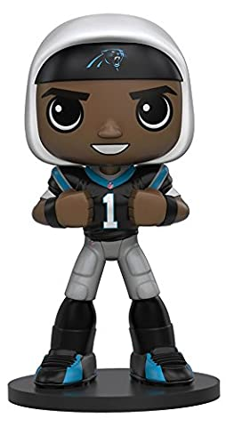 NFL Carolina Panthers Cam Newton Wobblers Bobblehead