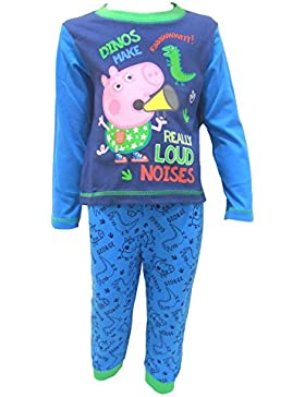 George Pig (Peppa Pig Brother) Niños Pijama