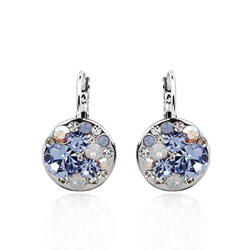 park-avenue-ohrringe-disc-multicolor-hellblau-made-with-crystals-from-swarovski