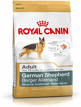 Royal Canin : Croquettes Chien Bhn Berger Allemand : 12 Kg