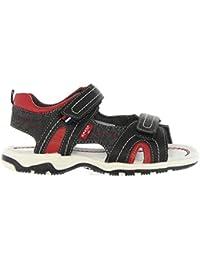 Sandales pour Garçon LEVIS VMIA0001S MIAMI 0003 BLACK