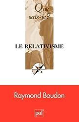 Le relativisme: « Que sais-je ? » n° 3803