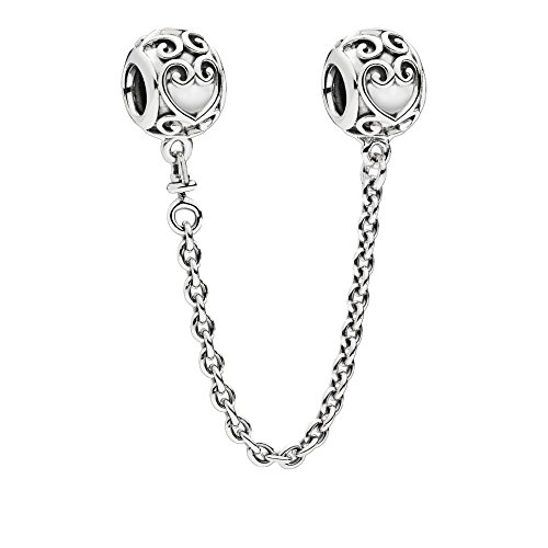 Pandora Damen -Clasp Charms 925 Sterlingsilber 797036-04