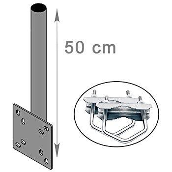 hd line mast verl ngerung wand balkon elektronik. Black Bedroom Furniture Sets. Home Design Ideas