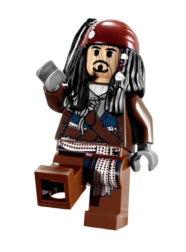 'Lego Pirates of the Caribbean: Figura Jack