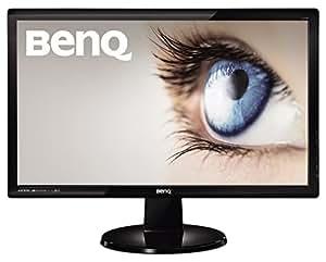 BenQ GL2450HM 61 cm (24 Zoll) Monitor (VGA, DVID, HDMI, 2ms Reaktionszeit) schwarz [Energieklasse B]