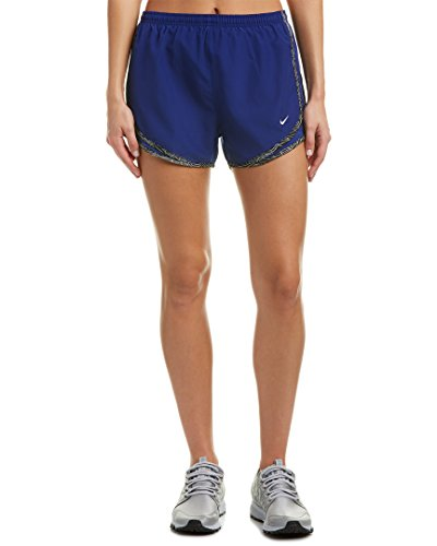 Nike Short New Tempo Track pour Femme DEEP ROYAL BLUE/DARK GREY/WOLF GREY