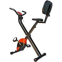 Preisvergleich für Styletics X-Bike Klappbarer Heimtrainer F-Bike mit Handpuls-Sensoren, Faltbar, in Verschiedenen Farben