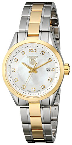 TAG Heuer WV1450.BD0797 Carrera - Reloj de cuarzo