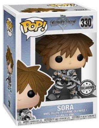 Figura Pop Kingdom Hearts Sora Gear Exclusive