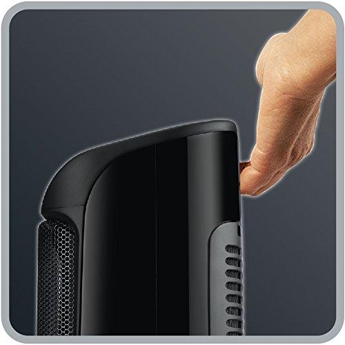 Rowenta-Mini-Excel-Eco-Safe-Calefactor-Potencia-Regulable-1000-W-1800-W-Dos-Posiciones-termostato-1000-W-plstico-Negro