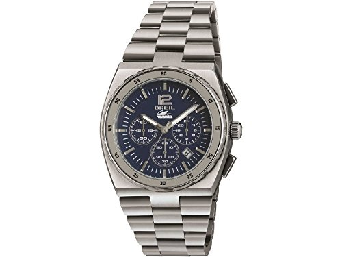 Breil Herren-Armbanduhr Analog Quarz One Size, silber