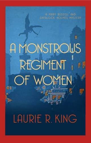 A Monstrous Regiment of Women: Mary Russell & Sherlock Holmes 02