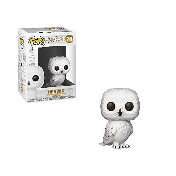 Funko Pop Vinilo Harry Potter S5, Hedwig, Multicolor (35510) 2