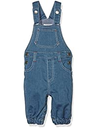 Pumpkin Patch Baby Boys' Knit Denim Dungarees