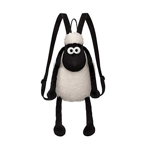 Shaun The Sheep 61175 Rucksack, Schwarz / Weiß -