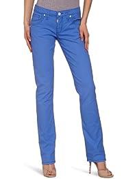 Timezone Damen Hose TahilaTZ 5-pocket pants 16-0192 Straight Fit (Gerades Bein) Normaler Bund