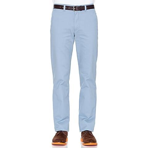 Dockers Pantalón Recto Slim Fit de Algodón
