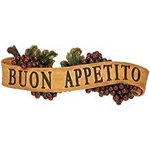 Plaque murale Buon Appetito