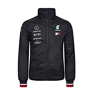 Mercedes-AMG Petronas Motorsport Men's 2019 F1™ Team Padded Jacket (M)