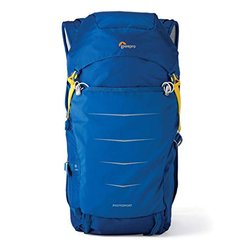 Lowepro Photo Sport 300 AW II Sac à Dos pour Appareil Photo Bleu