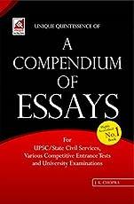A Compendium of Essays
