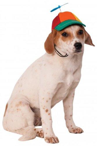 Rubies Propeller Hut für Haustiere, S-M, Mehrfarbig (Beanie Mit Propeller)