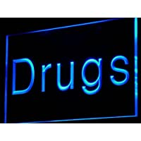ADV PRO i818-b Drugs Store Pharmacy Display NEW Neon Light Sign