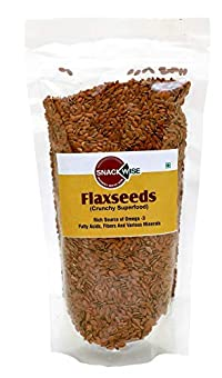 SnackWise Flax Seeds, 200g