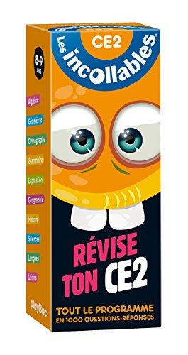 Incollables - Révise ton CE2 - Cahier de vacances par Play Bac