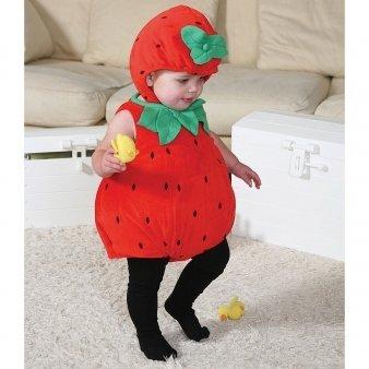 Baby-Strawberry Beautiful Babies Fancy Dress von 3 bis 6 Monate [Toy]