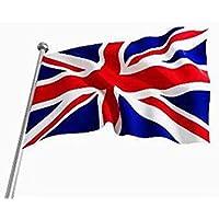 British Flag No. 4 Cloth Flag -90*150cm - 3*5ft