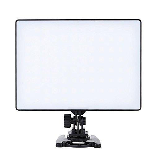 Yongnuo YN300 Air Pro Video Luce Del LED con 3200K-5500K Temperatura Colore Regolabile per Canon Nikon DSLR DV Fotocamera e Videocamera