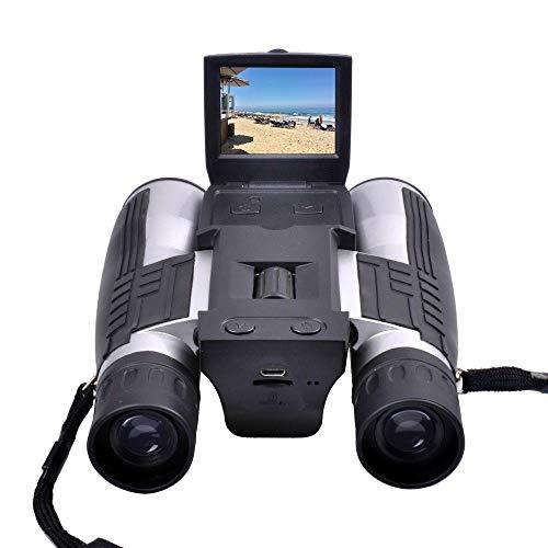 SPYCENT Fernglas mit Videorekorder, Digitalkamera, 5,1 cm LCD-Display