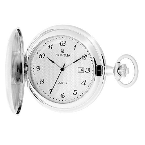 Orphelia Herren-Taschenuhr Sentique Analog Quarz (Reden Sie Datum Und Zeit, Uhr)