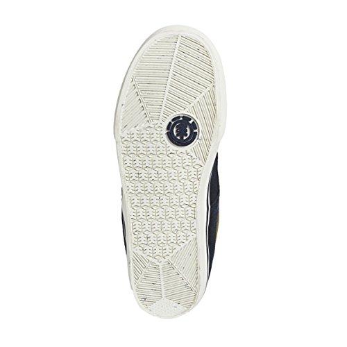 Element Topaz C3 Mid B Herren Sneakers, Baskets Basses Homme Bleu