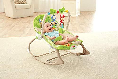 mejores mecedora para bebé Fisher Price