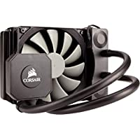 Corsair Hydro H45 Wasserkühlung (120mm, All-In-One High Performance CPU) schwarz