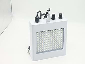 Generic Hot mini led 108pcs DJ Disco Party KTV disco stroboscope Professional Stage strobe light New Powerful Flashing light