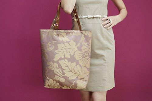 Tasche, Schultertasche, Bag, Shoulder-Bag, Einzelstück, Unikat, Ledertasche, Leatherbag, Shoppingbag, Citybag - aus Serie
