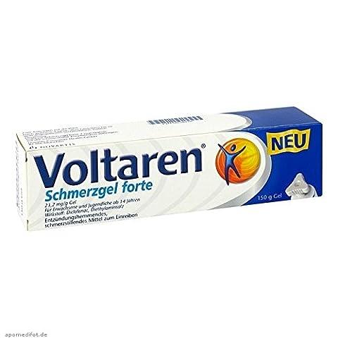 Voltaren Schmerzgel Forte 23,2 Mg/g 150 g (Voltaren Salbe)