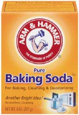 A&H Baking Soda 8 Oz